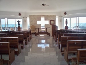 Hard Rock Riviera Maya Catholic chapel